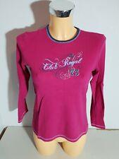 SCHIESSER  Shirt T-Shirt  Gr. 152 ( 10 - 11 Jahre )  pink  Langarm