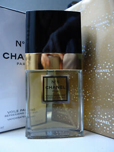CHANEL No5 Voile Parfume Refreshing Body Mist 75ml Incredibly Rare Discontinued