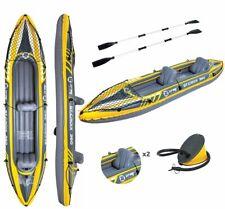 ZRAY St Croix Kajak 2 Personas Kayak Tours Con 2 Remos 350 x 78cm