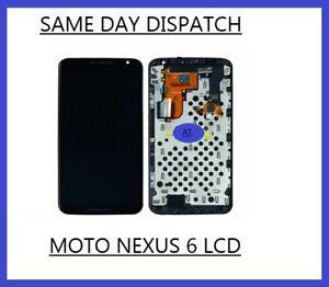 For Motorola Moto Nexus 6 XT1100 Screen Replacement XT1103 LCD Display Digitizer