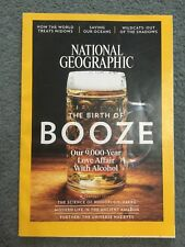 National Geographic | The Birth Of Booze | magazine February 2017
