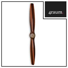 Authentic Models Propeller WWI Stil mit Uhr | Wanddekoration | NEU