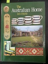 The Australian Home by Ian Evans (HB 1983) VGC - History Architecture Renovating