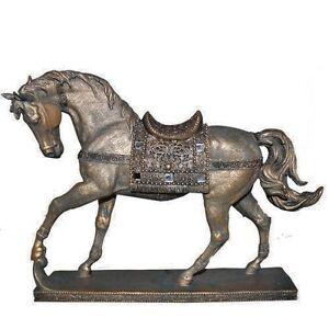 """16"""" Horse statue Figurine ~ Horse Figurine ~ Horse Statue ~ Horse Decor ~ Home"""
