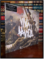 Viva La Vida LP ✎SIGNED♫ by COLDPLAY CHRIS MARTIN & JONNY & WILL & GUY Vinyl