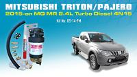 Fuel Manager Pre-Filter Kit for Mitsubishi Triton MQ MR 2.4L 4N15 Pajero Sports