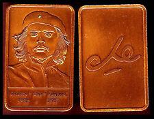 ♔ Bronze Plaqué Bar ♔ Che Guevara ♔♔