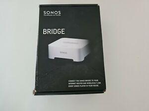 """Sonos Bridge WLAN (Wireless Musik, Radio, Podcasts streamen) - Weiß """"NEU"""""""