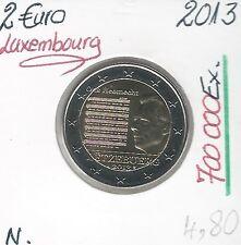 2 Euros - LUXEMBOURG - 2013 // Qualité: Neuve