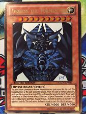 Obelisk the Tormentor / der Peiniger GLD4-EN030 Gold Rare Yu-Gi-Oh! Götter Karte
