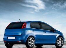 Fiat Grande Punto-Evo Cromo Telaio Finestrino Profilo Acciaio Inox 6 Pezzi 2005+