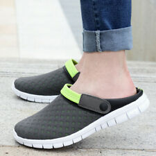 Men's Half Drag Couple Speed Interference Water Breathable Beach Sandals Slipper