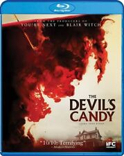 THE DEVIL'S CANDY New Sealed Blu-ray