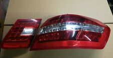 2009-2013 MERCEDES-BENZ E CLASS W212 RIGHT SIDE TAIL LIGHTS PAIR LED A2129060658
