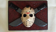 Jason Voorhees - Friday the 13th - Custom Made Plaque / Sign