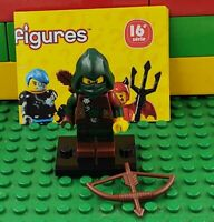 LEGO Minifigures 71013 SERIES 16 ~ Rogue Archer New Factory Sealed