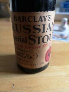 Barclays Russian Stout 1966
