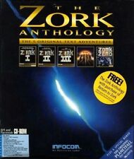 ZORK ANTHOLOGY INFOCOM +1Clk Windows 10 8 7 Vista XP Install