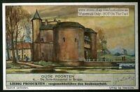 Sinte Kruisport Brugge Belgium 60+  Y/O Trade Ad Card