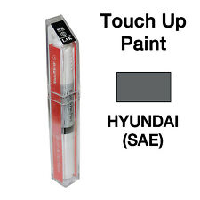 Hyundai OEM Brush&Pen Touch Up Paint Color Code : SAE - Gray Metallic