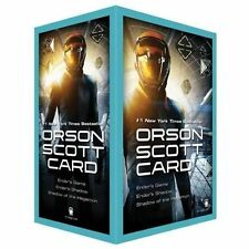 Ender's Game Boxed Set I: Ender's Game, Ender's Shadow, Shadow of the Hegemon (T