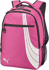 Puma 2012 Formation Backpack SCHOOL GYM Bag ORIGINAL Pink Brand New