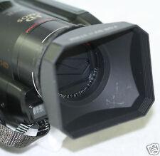 46mm Digital Video Lens Hood for Sony HDR-PJ650V HDRPJ650 HDR-CX675 650V CX675