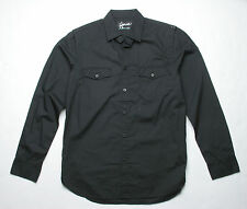 Hause of Howe Booty Clap Woven Shirt (M) Black