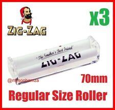 3 X Zig Zag Regular Size Automatic Rolling Machine Roller