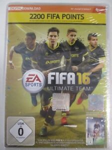 Fifa 16 Ultimate Team 2200 Fifa Points, Code in a Box (Me15)