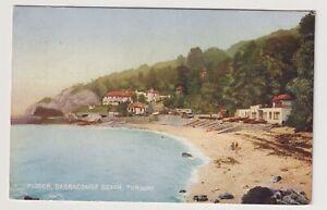 Devon Postkarte - Babbacombe Strand, Torquay (A3694)