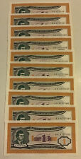 Lot Of 10 X Russia MMM Banknotes. 1 Biletov. Unc. Dated 1994.