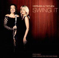 Herman & Tietjen Swing it (2003, feat. Hape Kerkeling, Max Raabe) [CD]