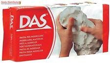 Modellazione di argilla bambini PLAY DOUGH Craft Bambini Arte Creativa aria asciugatura 500g Bianco