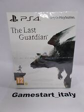 THE LAST GUARDIAN STEELBOOK EDITION - SONY PS4 - NUOVO SIGILLATO NEW