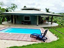 Finca, 27 ha mit Haus, Pool, Wasserfall, Regenwald und Pferdestall