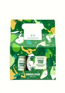 THE BODY SHOP Kindness & Pears Mini Gift – SPECIAL EDITION –VEGAN – Travel size