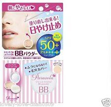 Parasola Non Chemical UV Cut Mineral BB Powder SPF 50+ PA++++ Natural Color 90g