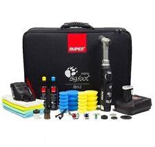 Rupes HR81ML/DLX I Nano Polisher Long Neck 230/240V 50/60HZ Kit DLX Deluxe