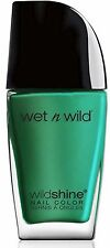 Wet n Wild Wild Shine Finger Nail Polish, Do Pass Go 0.41 oz
