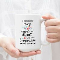 Coffee Mug For Nurse Nurse Appreciation Gift Nurse Coffee Cup Nurse Thank You