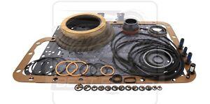 Fits Ford E4OD Transmission Overhaul Rebuild Less Steel Kit 1989-1995