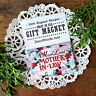 DECO MAGNET Much Loved MOTHER IN LAW Fridge Magnet  Cute MIL gift Made in USA