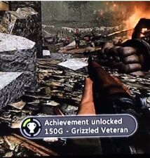 "Call of Duty 3 ""Grizzled Veteran"" + Campaign Xbox 360 Achievements"