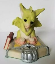 """""""Scales of Injustice"""" Whimsical World Pocket Dragons Real Musgrave no Box"""
