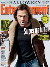 EW Entertainment Weekly NEW Halloween Supernatural Jared Padalecki Cover