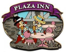 Rare Disney WDI Chip and Dale Plaza Inn Dining Cast Member Retired LE 300 Pin *