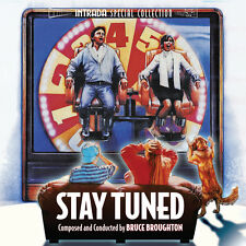 Stay Tuned - Complete Score - Limited Edition -  OOP - Bruce Broughton