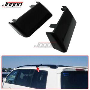 For Toyota Highlander 1998-2007 Roof Rack Clip Cover Passenger Side Middle Black
