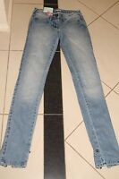 NEW SASS AND BIDE SMOKY GITANE LIGHT BLUE DENIM JEANS SIZE 24 FIT SIZE 6 $200